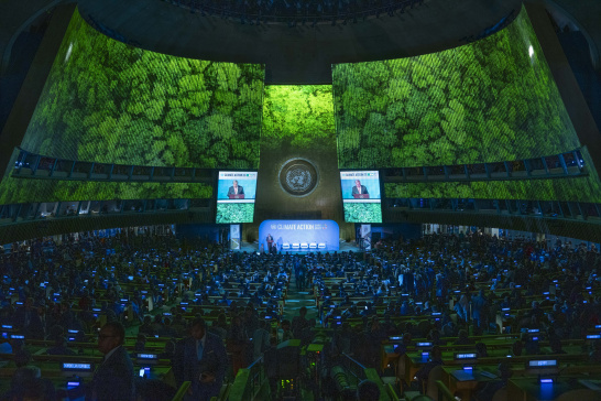 Opening, UN Climate Action Summit 2019