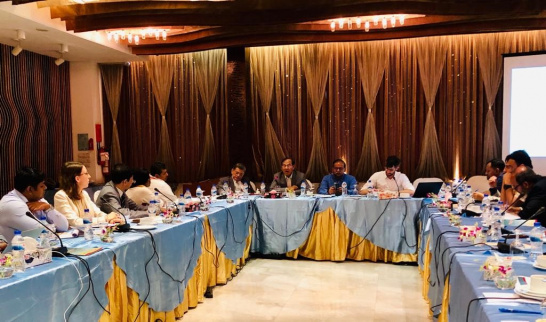 roundtable, climate fragility risks, south asia