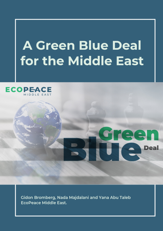 A Green Blue Deal for the Middle East