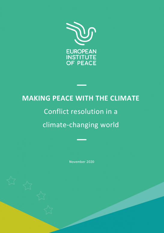 Making peace with the climate EIP