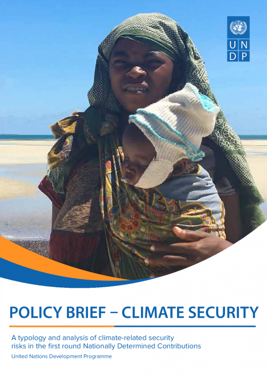 UNDP-Typology-and-Analysis-of-Climate-Related-Security-Risks-First-Round-of-NDC