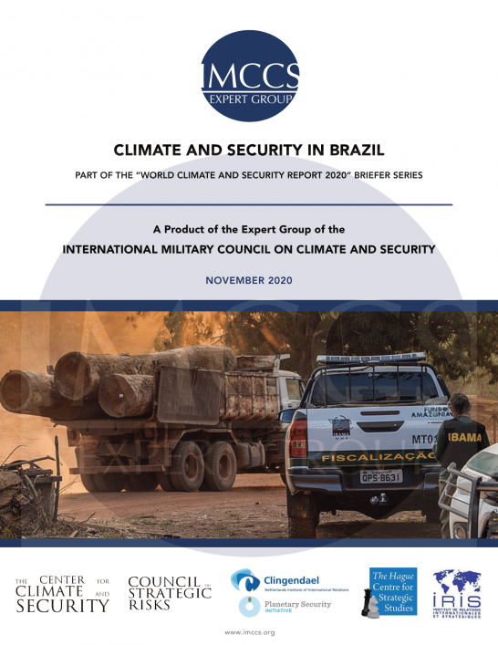 Climate and Security in Brazil Report