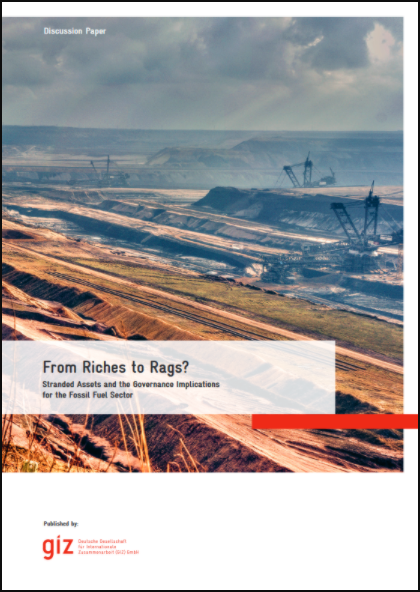From Riches to Rags - Stranded Assets and the Governance Implications for the Fossil Fuel Sector