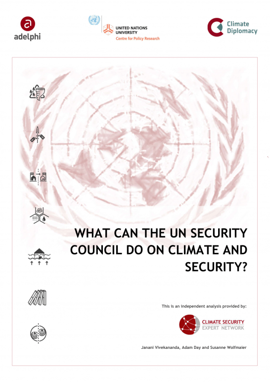 What Can the UN Security Council Do on Climate Change and Security_Cover