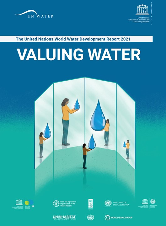 UN World Water Development Report 2021 Cover