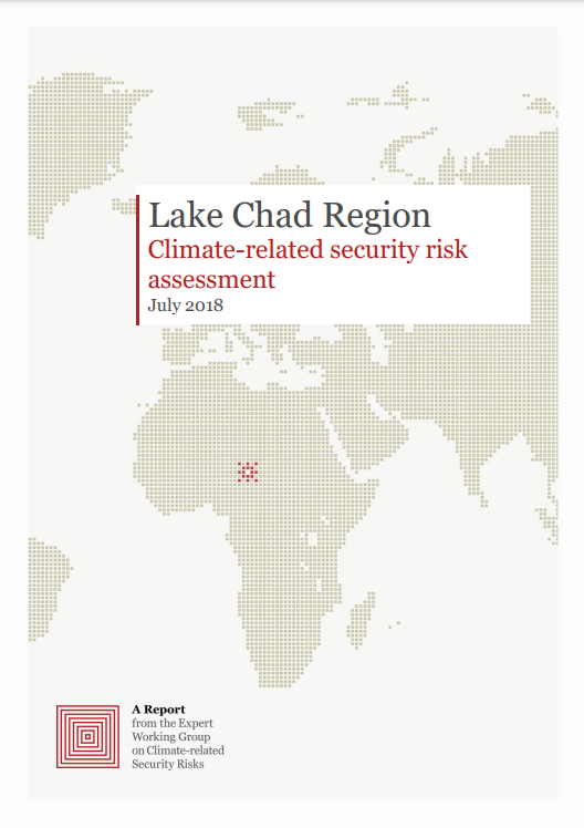 Lake Chad Region - Climate related security risk assessment