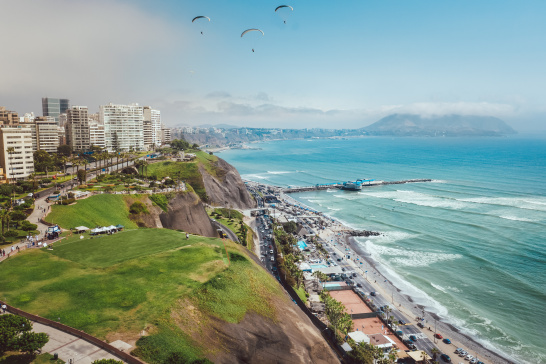 Lima, Peru, Latin, South America, ocean, sea, coast