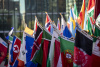 Climate Action, flags, UN, COP, multilateral