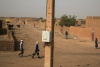 street, Menaka, northern Mali, UN Multidimensional Integrated Stabilization Mission in Mali
